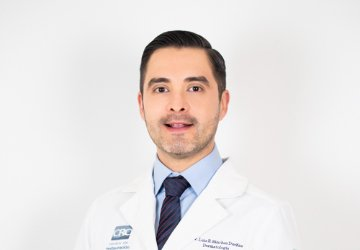 Dr Luis Enrique Sánchez Dueñas
