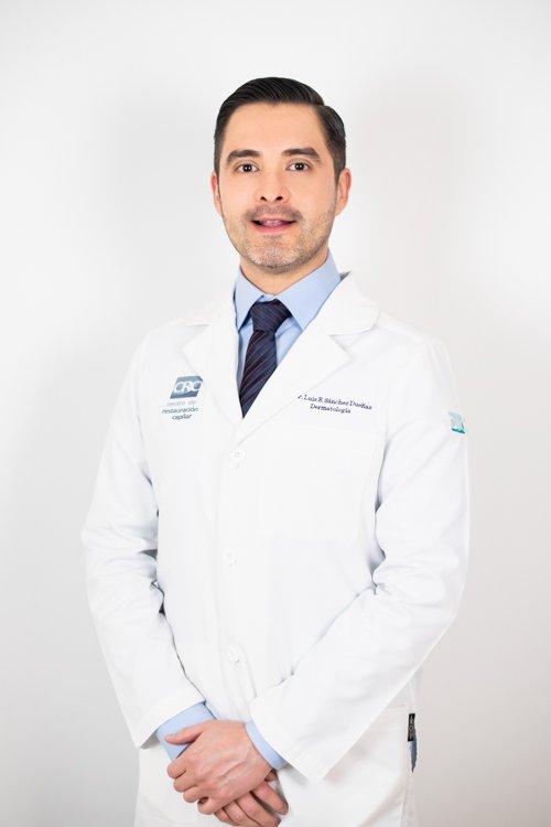 Dr Luis Enrique Sanchez Duenas