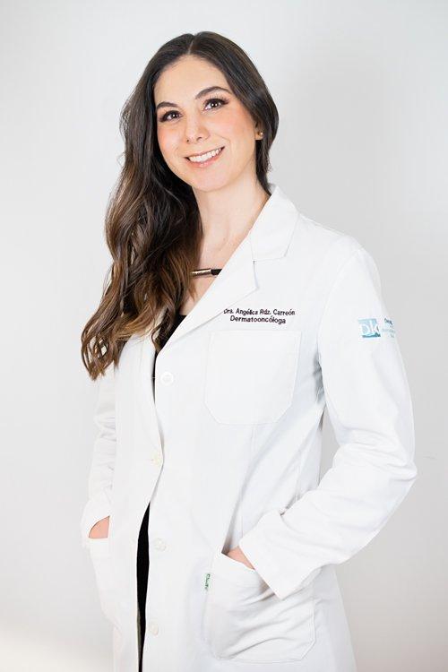 Dermatóloga Alma Angélica Rodriguez Carreón