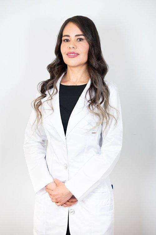Dermatóloga Guadalupe Raquel Mitre Solórzano
