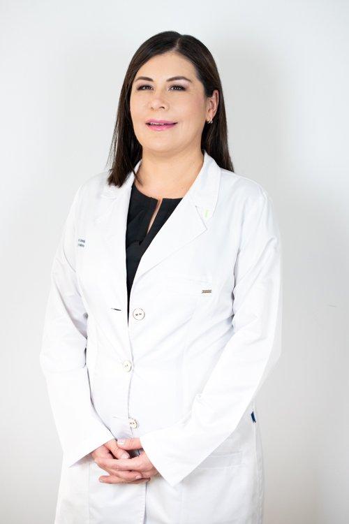 Dermatóloga Jessica Aranda Mendoza