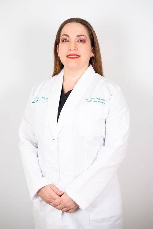 Dermatóloga Liliana Burgos Mora