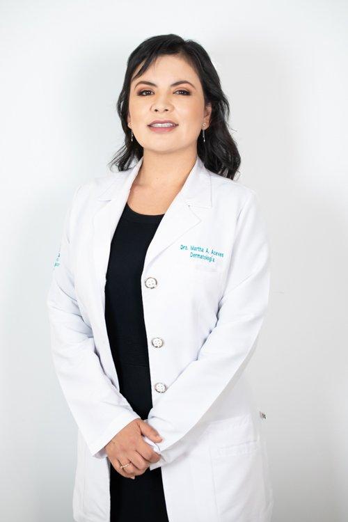 Dra Martha Alicia Aceves Villalvazo