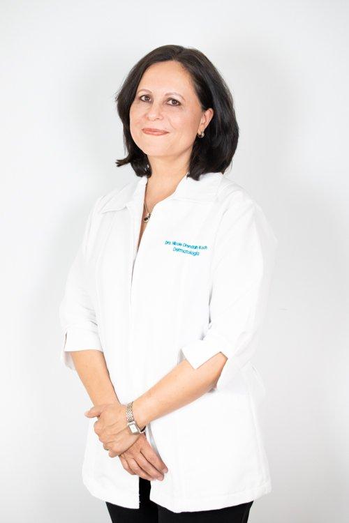 Dermatóloga Nicole Orendain Koch
